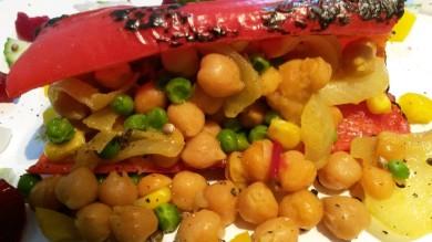 Mixed Peas