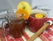 Spiced Mulled Tea