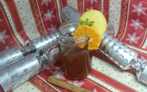 Spiced mulled-tea :)