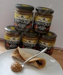 Almond butter Meridian WM