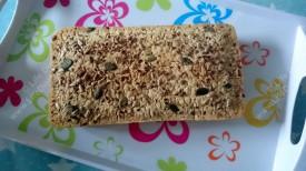 Gluten free yeast free loaf