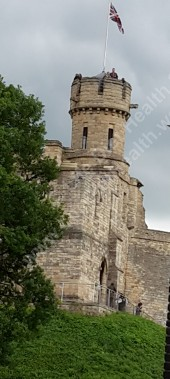 Turret of Lincoln Castle