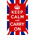 keep calm uk