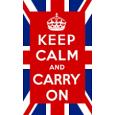 keep calm uk