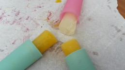 Ice poles - fresh & fruity