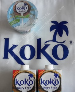 My favourite! Unsweetened carton coconut milk #kokomilk