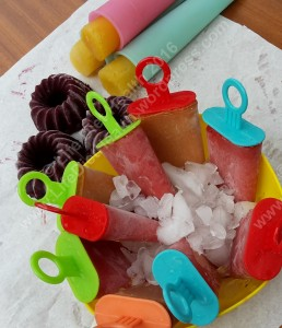 Frozen yummies!