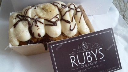 #rubysoflondon gorgeous free-from cakes