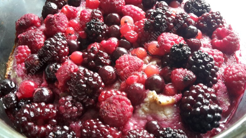 Berries (& currants) galore!