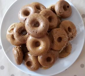 Donuts hot and fresh (& naked)!