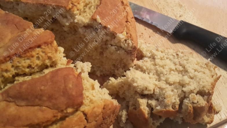 Crisp crumb... soft crumb...