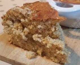 Soft, squishy, wedge of bread!