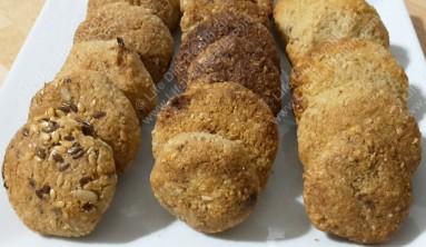 Mixed cookies