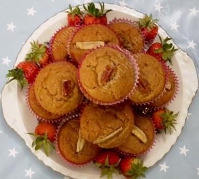 Muffins & Strawberries!