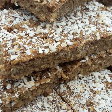 As they come...breakfast bars