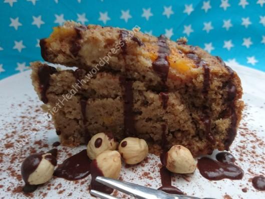 Orange drizzle cake (4)