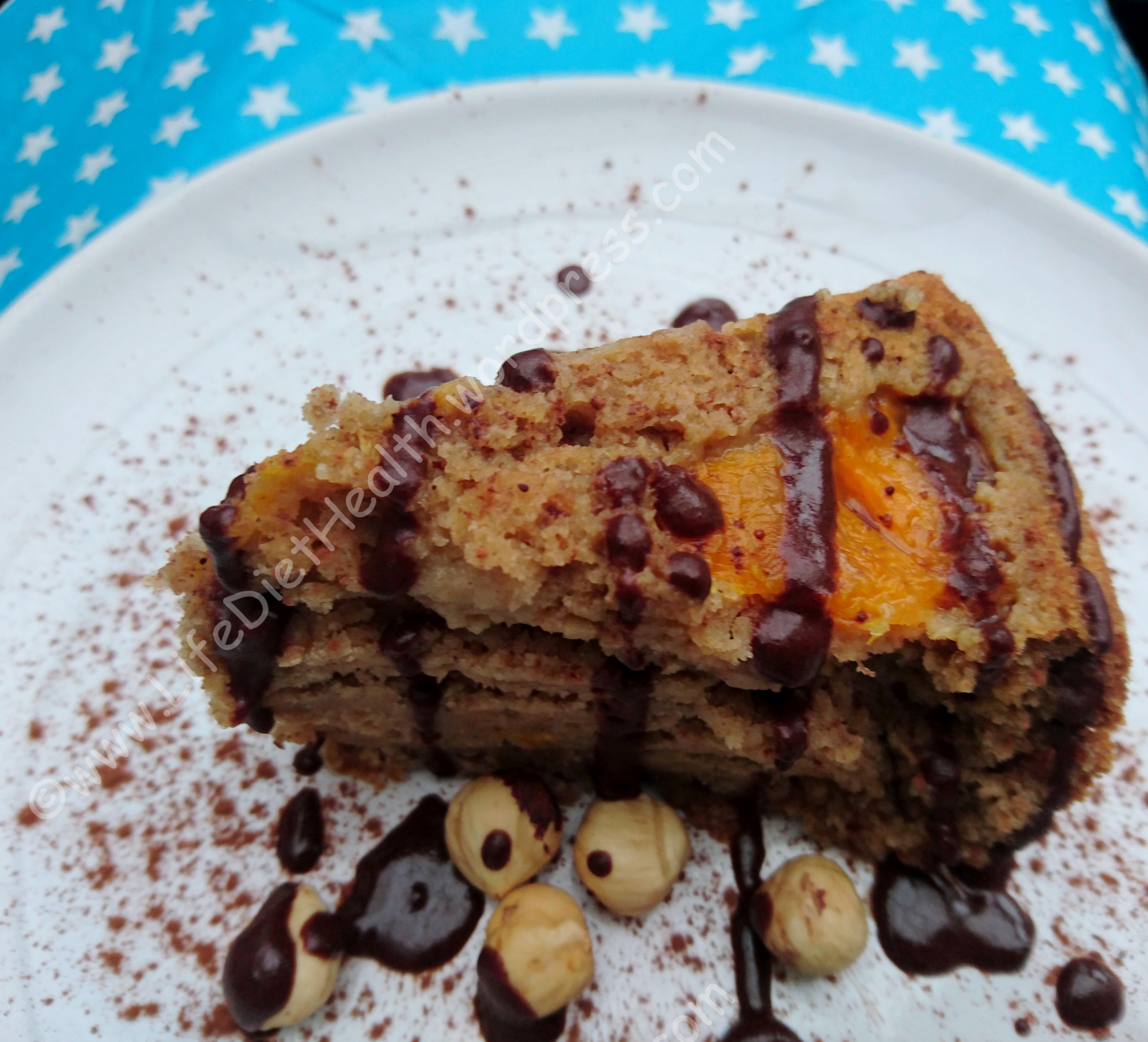 Orange drizzle cake (5)