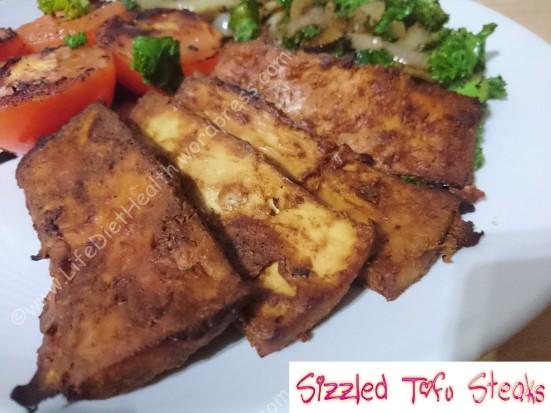 Tofu Steaks (5)