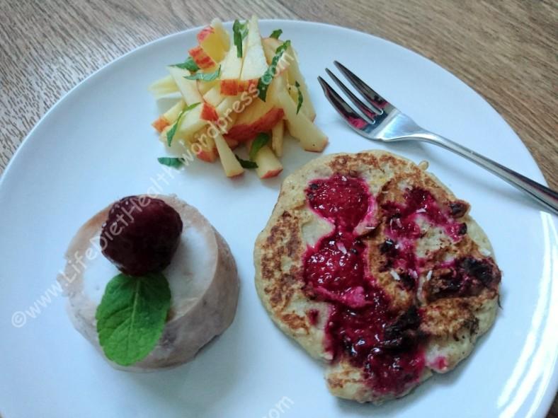 Vegan pancakes (14)