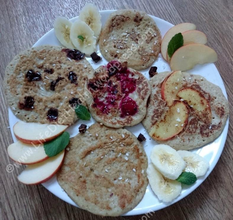 Vegan pancakes (5)