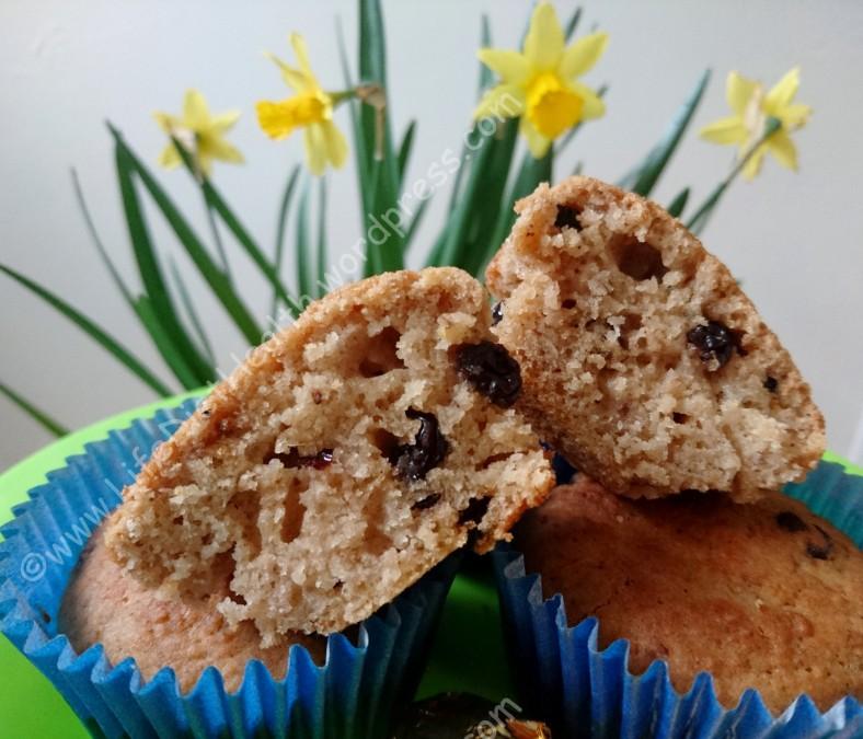 Hot Cross Bun Muffins (5)